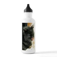 Black Hamster Water Bottle