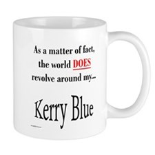 Kerry Blue World Mug