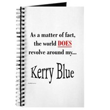 Kerry Blue World Journal