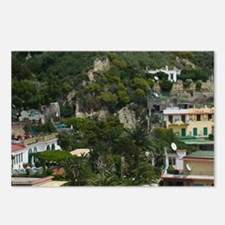 SANT'ANGELO: Hotels above Postcards (Package of 8)