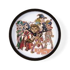 LilCreaturesT Wall Clock