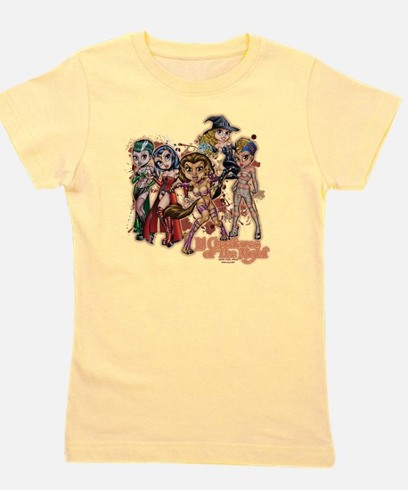 LilCreaturesT Girl's Tee