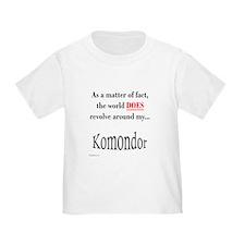 Komondor World T
