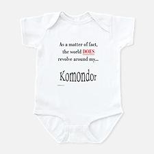Komondor World Infant Bodysuit