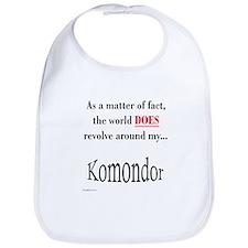 Komondor World Bib