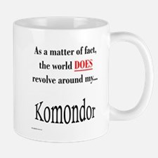 Komondor World Mug