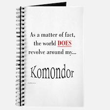 Komondor World Journal
