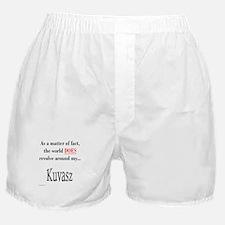 Kuvasz World Boxer Shorts