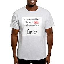 Kuvasz World T-Shirt
