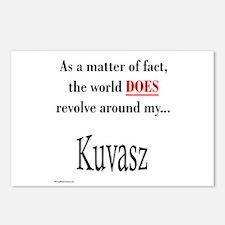 Kuvasz World Postcards (Package of 8)