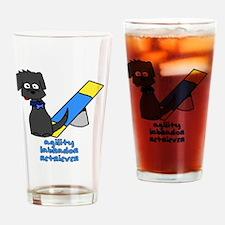 agilitylab2 Drinking Glass