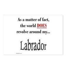 Lab World Postcards (Package of 8)