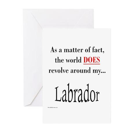 Lab World Greeting Cards (Pk of 10)