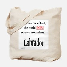 Lab World Tote Bag
