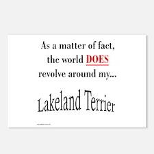Lakeland World Postcards (Package of 8)