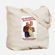 Our Son Married Gay! Tote Bag