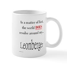 Leonberger World Mug