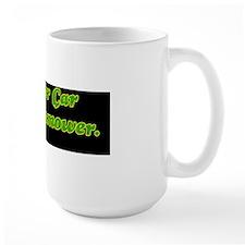 MyOtherCarIsALawnmower Mug