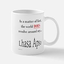 Lhasa Apso World Mug