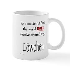 Lowchen World Coffee Mug