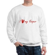 I Love My Yooper Sweatshirt
