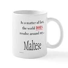 Maltese World Mug