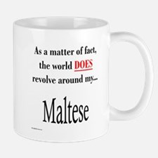 Maltese World Mug