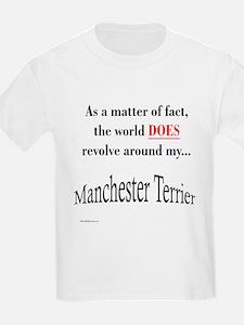 Manchester World Kids T-Shirt