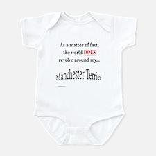 Manchester World Infant Bodysuit