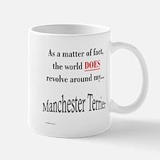 Manchester World Mug