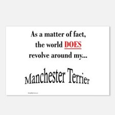 Manchester World Postcards (Package of 8)