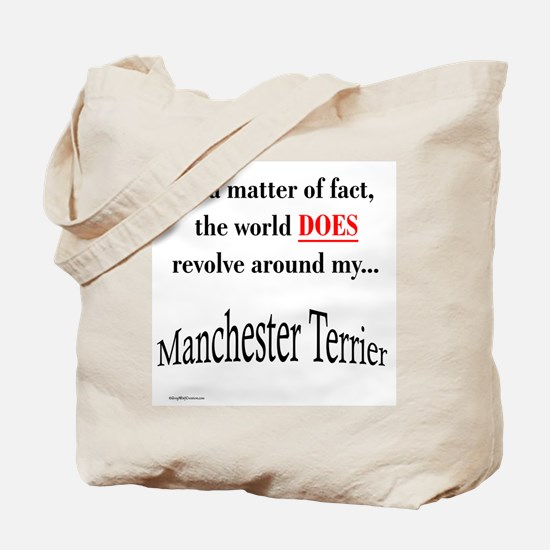 Manchester World Tote Bag