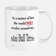 Mini Bull World Mug