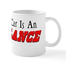 My Other Car Is An Ambulance Mug