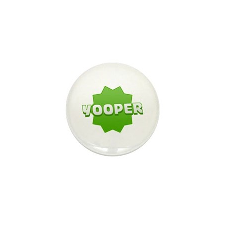 Yooper Badge Mini Button (10 pack)