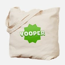 Yooper Badge Tote Bag