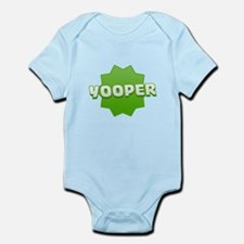 Yooper Badge Infant Bodysuit