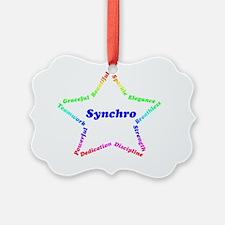 synchrostar1 Ornament
