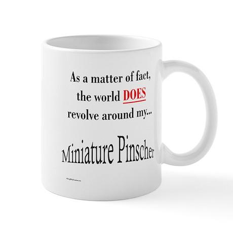 Min Pin World Mug
