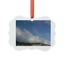 SORRENTO: Morning View of coastal Ornament