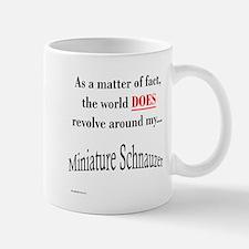 Schnauzer World Mug