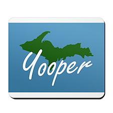 Yooper Blue Mousepad