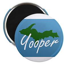 Yooper Blue Magnet