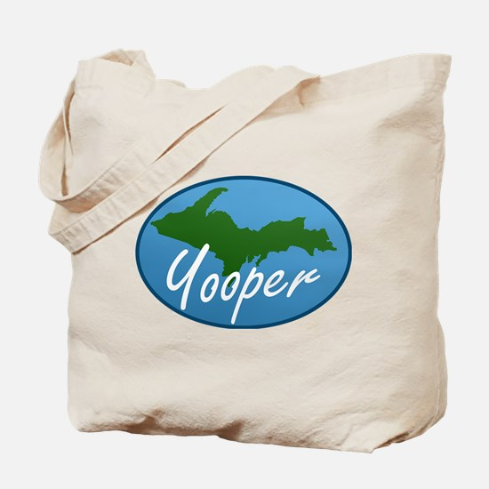 Yooper Blue Tote Bag