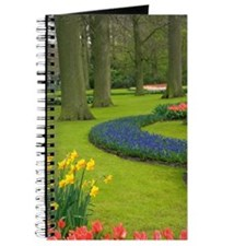 The world's largest bulb flower park with  Journal
