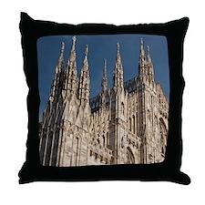 Italy, Milan Province, Milan. Milan C Throw Pillow