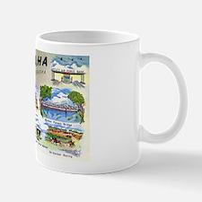 Omaha Nebraska Mug