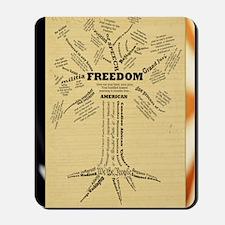 FreedomTree-LGPSTR Mousepad