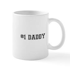 #1 Daddy Mugs