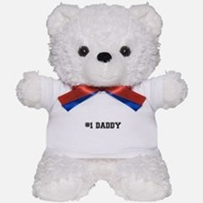 #1 Daddy Teddy Bear